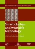 Smart Clothes and Wearable Technology (Woodhead Publishing in Textiles)