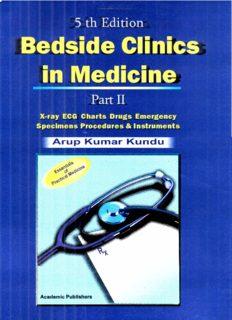 Bedside Clinics in Medicine, Part 2, 5/e