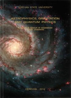 astrophysics, gravitation and quantum physics