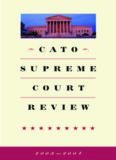 Cato Supreme Court Review, 2003-2004 (Cato Supreme Court Review)