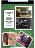 emergency response services (emri model) 108 in karnataka
