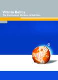Vitamin Basics DSM.pdf - Wysong
