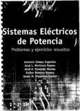 Sistemas Eléctricos de Potencia Problemas y ejercicios resueltos