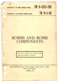 TM 9-1325-200, Bombs and Bomb Components