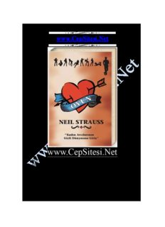 Neil Strauss