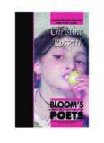 Christina Rossetti: Comprehensive Research and Study Guide (Bloom's Major Poets)
