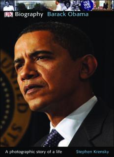 Barack Obama (DK Biography)