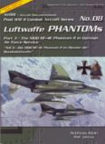 Luftwaffe Phantoms (Part 3): The MDD RF-4E Phantom II in German Air Force Service (Post WW2 Combat