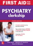 first aid of psychiatry