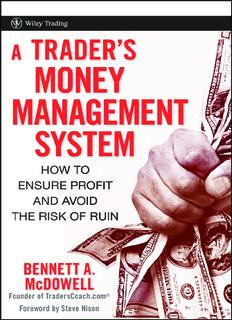 A trader's money management system