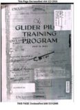 The glider pilot training program, 1941 to 1943