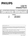 LCD TV chassis FL9.0 Service Manual - TV Repair Tips
