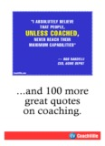 101 Great Coaching Quotes