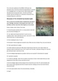 Discussion of The Orchardist by Amanda Coplin
