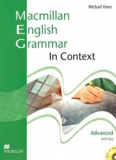 Macmillan English Grammar in Context Advanced with Key.pdf