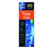 Exos resolus Physique Chimie MPSI