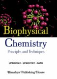 Biophysical Chemistry  Principles and Techniques