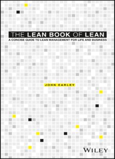 The Lean Book of Lean: A Concise Guide to Lean Management for Life and Business