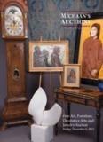 Fine Art, Furniture, Decorative Arts and Jewelry Auction
