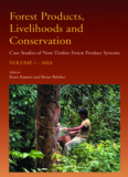 Forest Products, Livelihoods and Conservation - Center for - CIFOR