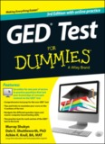 GED Test For Dummies – Shukyn, Murray, Shuttleworth, D[SRG]