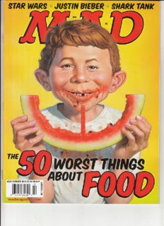Here's the Mad Magazine pdf for issue #529.