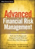 Advanced Financial Risk Management: Tools and Techniques for Integrated Credit Risk and Interest