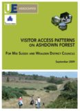 Visitor Access Patterns on Ashdown Forest Report