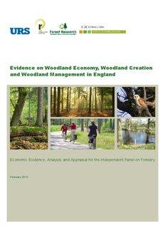 Evidence on Woodland Economy, Woodland Creation and Woodland
