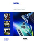 Belden Copper Catalog - Belden - Sending All The Right Signals