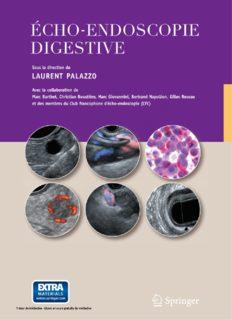 Écho-endoscopie digestive