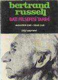 Batı Felsefesi Tarihi-3-Yeni Çağ-Türkçe-Bertrand Russel