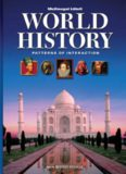 World History: Patterns of Interaction: Atlas By Rand Mcnally
