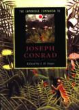 The Cambridge Companion to Joseph Conrad (Cambridge Companions to Literature)