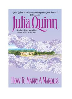 How to Marry a Marquis  (Agents for the Crown, Book 2)