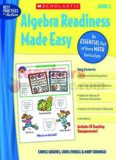 Algebra Readiness Made Easy: Grade 5: An Essential Part of Every Math Curriculum (Best Practices