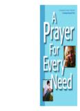 Norman Vincent PealeNorman Vincent Peale Prayer