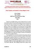 Pride, Prejudice and Humanity in Chetan Bhagat's Novels