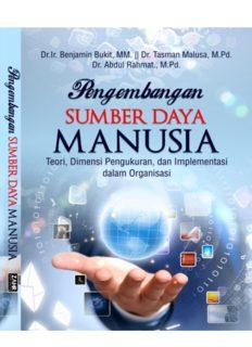 manajemen sumber daya manusia