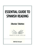 ESSENTIAL GUIDE TO SPANISH READING - America Reads Spanish