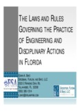 PC02 - Laws & Rules [Bayo] - Florida Stormwater Association