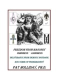 Masonic Orders and Degrees - Pat Holliday - Remnant Radio