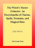 The witch's master grimoire - Higher Intellect | Content Delivery