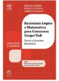 Raciocínio lógico e matemática para concursos : CESPE/UNB