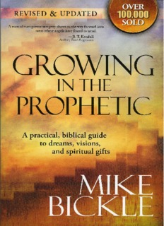 Growing in the Prophetic - Mike Bickle