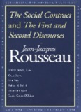 The Social Contract / The First and Second Discourses