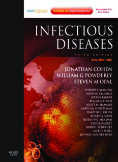 Infectious Diseases: Expert Consult 2 Volume Set, Third Edition volume Vol 1-2