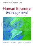 Human Resources Management, 13th Ed.