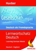 Lernwortschatz Deutsch (Deutsch-Englisch)