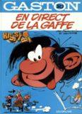 Gaston Lagaffe-T04-En direct de Lagaffe